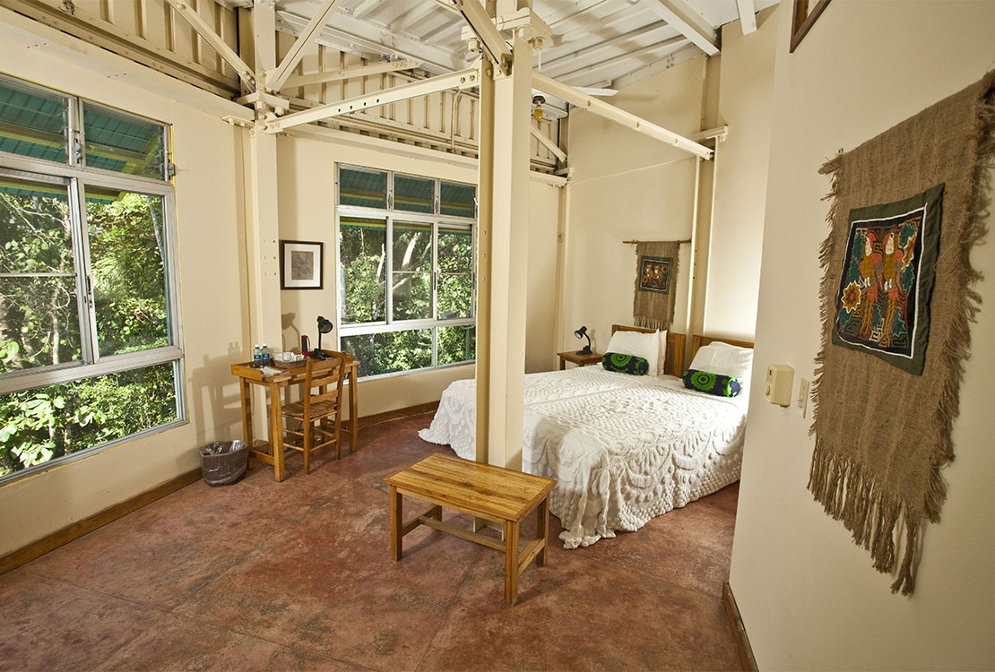 Harpy Eagle Suite Canopy Tower Panama