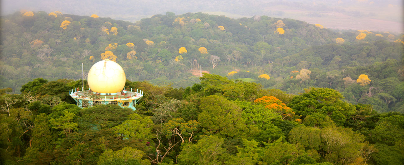 Canopy Tower History | The Canopy Family | Birdwatching in Panama