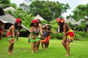 Embera dance Panama