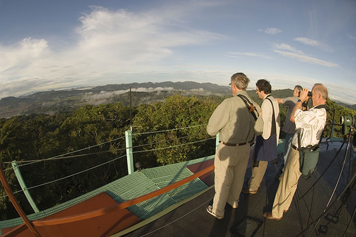 Canopy Tower Panama