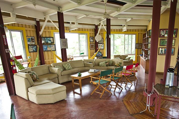 Lounge Canopy Tower Panama