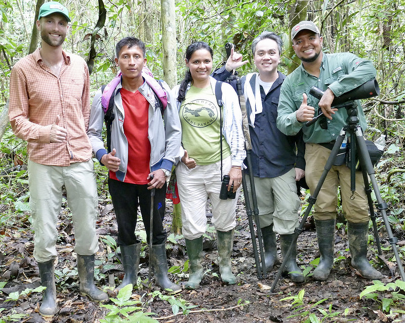 Scouting Harpy Eagle Nest