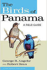 The Birds of Panama Field Guide
